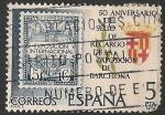 Sellos de Europa - España -  Proclamación del Estatuto de Autonomía de Cataluña. Ed 2546