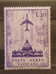 Stamps Vatican City -  CORREO AEREO VATICANO
