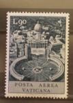Sellos de Europa - Vaticano -  CORREO AEREO VATICANO