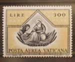 Sellos de Europa - Vaticano -  EVANGELISTAS