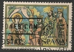Sellos del Mundo : Europa : España :  Navidad. Ed 2446