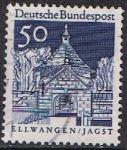 Sellos de Europa - Alemania -  EDIFICIOS HIST�RICOS DEL SIGLO XII