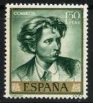 Sellos de Europa - España -  E1858 - Mariano Fortuny Marsal