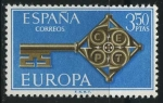 Sellos de Europa - España -  E1868 - Europa CEPT
