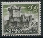 Sellos de Europa - España -  E1883 - Castillos de España