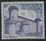 Sellos del Mundo : Europa : España : E1810 - Castillos de España