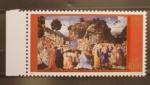 Sellos de Europa - Vaticano -  RESTAURACION DE LA CAPILLA SIXTINA, ROSELLI, IL DISCORSO DELLA MONTAGNA