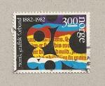 Stamps Norway -  Unión gráfica Noruega
