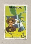 Stamps Nicaragua -  Sandino General de los hombres libres