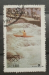 Stamps Asia - Oman -  OLIMPIADA MONTREAL