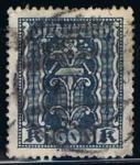 Stamps Austria -  Scott  284  Sinbologia a la labor de la Industria