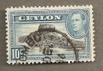 Stamps Asia - Sri Lanka -  Montaña