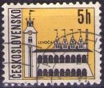 Sellos del Mundo : Europa : Checoslovaquia : Levoca