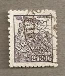 Stamps America - Brazil -  Alegoría