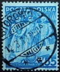 Stamps Poland -  Constitución del 3 de mayo de 1791