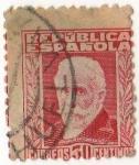 Stamps Europe - Spain -  659.-Pablo Iglesias