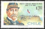 Stamps of the world : Chile :  CENTENARIO ASALTO Y TOMA DEL MORRO DE ARICA