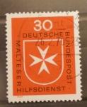 Sellos de Europa - Alemania -  ORDEN DE MALTA
