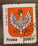 Sellos del Mundo : Europa : Polonia : ORZEL BIALY 1919