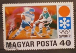 Sellos de Europa - Hungría -  SAPPORO'72