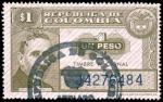 Sellos de America - Colombia -  TIMBRE NACIONAL - ESTEBAN JARAMILLO - SERIE