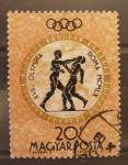 Stamps : Europe : Hungary :  OLIMPIADA ROMA