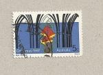 Stamps Australia -  Navidad 1967