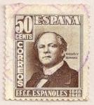 Sellos del Mundo : Europa : España : Marqués de Salamanca
