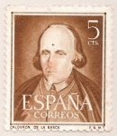 Stamps Europe - Spain -  Calderón de la Barca