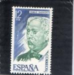 Sellos de Europa - España -  2400- PABLO SARASATE