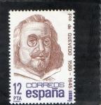 Sellos de Europa - Espa�a -  2619-Francisco de Quevedo 1580-1645