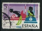 Stamps Spain -  E2314 - Seguridad Vial
