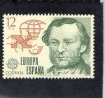 Stamps Spain -  2521- MANUEL DE YSASI