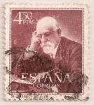 Sellos del Mundo : Europa : España : Dr. Ferrán y Clua