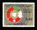 Sellos del Mundo : Africa : Argelia :