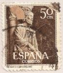 Sellos de Europa - España -  Santiago Apóstol