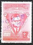Stamps Guatemala -  Mario Méndez Montenegro