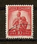 Sellos de Europa - Italia -  Serie Basica.