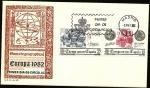 Sellos de Europa - España -  Europa  1982 - Unidad de España - El descubrimiento de América  - SPD