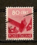 Stamps Italy -  Serie Basica