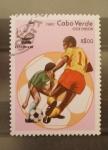 Sellos del Mundo : Africa : Cabo_Verde : mundial futbol españa 82