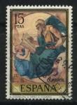 Sellos del Mundo : Europa : España : E2210 - Eduardo Rosales y Martín