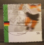 Stamps Germany -  mundial futbol 2002