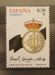 Sellos del Mundo : Europa : España : centenario real union club irun futbol