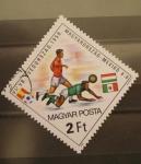 Stamps Hungary -  mundial futbol españa 82