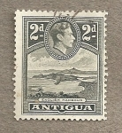 Stamps America - Antigua and Barbuda -  Puerto Inglés