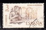 Sellos de Europa - España -  E2186 ROMA HISPANIA (327)