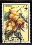Sellos de Europa - España -  E2257 FLORA : Castaño (331)