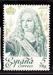 Sellos de Europa - España -  E2497 Luis I (335)