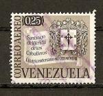 Sellos de America - Venezuela -  4º Centenario de Santiago de Merida de los Caballeros.